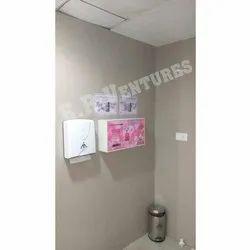 Hospitals Sanitary Napkin Vending Machine