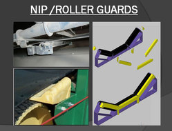Conveyor NIP Guards