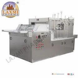 Tunnel Type Linear Bottle Washing Machine