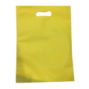 Yellow D Cut Bag