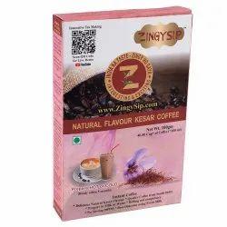Zingysip Instant Kesar Coffee-100gms Ahmedabad Pune Alwar Surat Mumbai Bhopal AjmerUdaipur