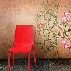 Lumina Plastic Cafe Chair