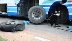 Bus Wheel Repair Services