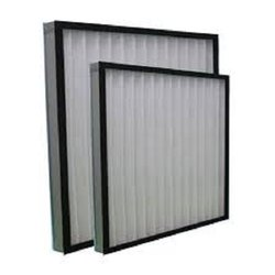 Sheet Material Filter Panel Fabric, Packaging Type: Roll
