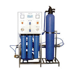 250 LPH DM Water Plant