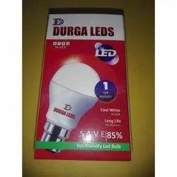 Durga Leds Round Aluminum LED Bulb