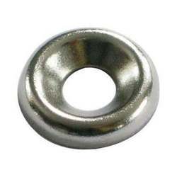 Stainless Steel M6 Turned Countersunk Finishing Cup Washers 5 Pack