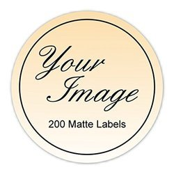 Logo Customized Labels