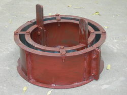 Cement Pipe Collar Mould