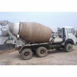 Hydraulic Concrete Mixer Rental Services