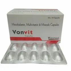 Multivitamin Vonvit Capsules