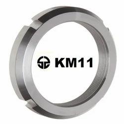 Mild Steel KM11 Lock Nuts