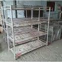 SS Shelf Storage Rack