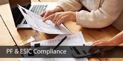 Online, Offline PF and ESI Compliance
