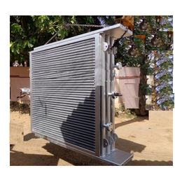 Electric Rice Mill Heat Exchanger