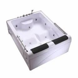 SI018 Massage Bathtub Two Seater