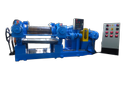 Automatic Rubber MIxing Mill.