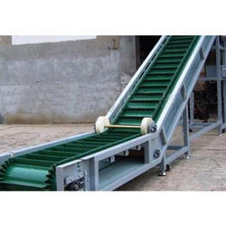 Movable Inclined Conveyor
