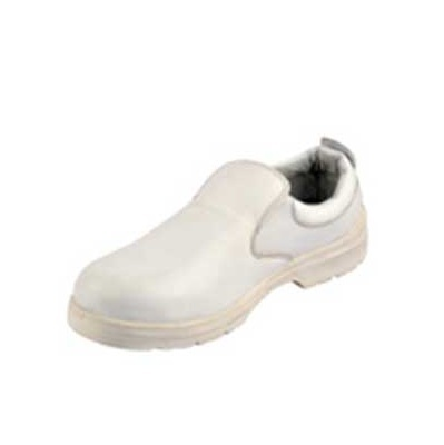 5fe923a55 Bulwark BW 407 White Clean Room Safety Shoes - Add On Safety