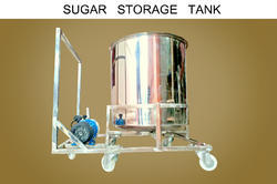 Sugar Storage Tank