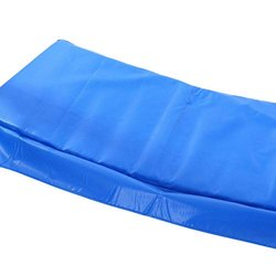 Toy Park Replacement of 8ft Trampoline Surround Foam Safety Guard Spring Cover (Blue)