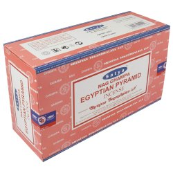 Satya Egyptian Pyramid Incense Sticks