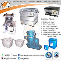 Silver Plating Project Unit