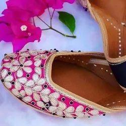 Fancy Gota Patti Punjabi Jutti