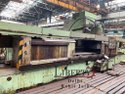 TOS 400 mm x 3000 mm Vertical Cup Grinder