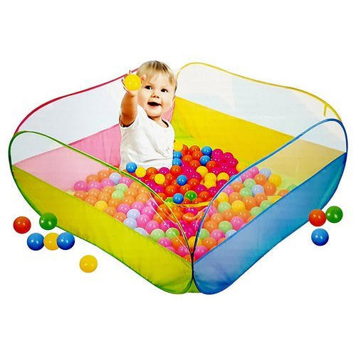 Colorful Ball Pool Pop-Up Kids Play Tent House  sc 1 st  IndiaMART & Colorful Ball Pool Pop-up Kids Play Tent House at Rs 439 /piece ...