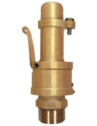 Air & Gas Suitable Safety Relief Valve