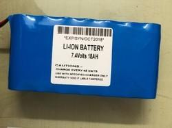 Lithium Ion 18 Ah