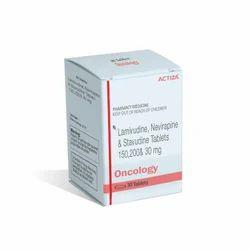Lamivudine Nevirapine and Stavudine Tablets