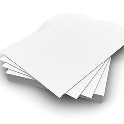 White Art Paper, GSM: 80 - 120