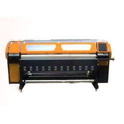 Goldtech Graphics Novajet Flex Printing Machine with 4 512i Konica Head