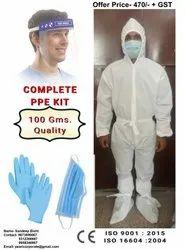 PPE KIT 100 GS, Certified