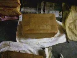 Yellow Orangi Double Refine Yellow Soap, Shape: Rectangle, Packaging Size: 50 Kg