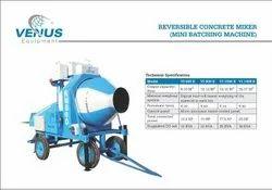 RM 800 VENUS Concrete Reversible mixer