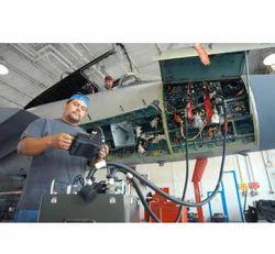 工业机械检测服务,应用:生产制造