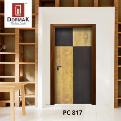PC-817 Designer Waterproof Wooden Door