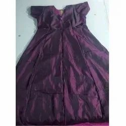 Silk Two Of Ten Kids Anarkali Gown