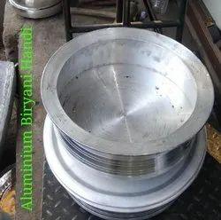 Aluminum Tope Biryani Handi