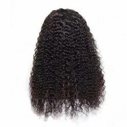 Black Virgin Curly Human Hair