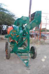 Concrete Mixing Equipment