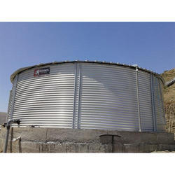 Treated Water Tank