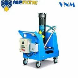 MP Filtri Mobile Filteration Unit