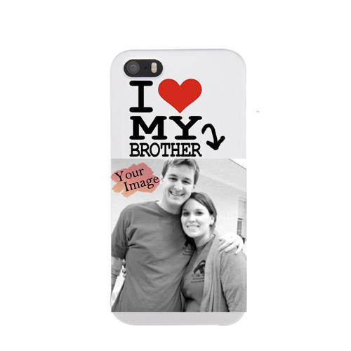 best service 329ca 6bfe2 Personalized Brother Iphone Cover