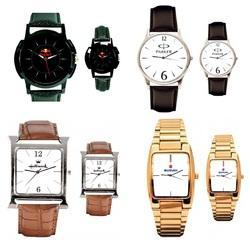 Promotional Couple Watches, Size: Custom