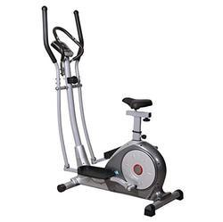Aerofit Elliptical Cross Trainer With In-Built Pulse Sensor With Front Handle Grips HF94