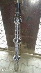 Stainless Steel Triple Ball Master Pillar
